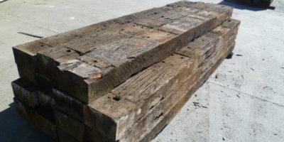 2.6m hardwood sleepers 15